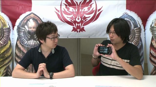 7-17ファミ通LIVE ゴッドイーター2